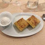 Dessert : double tarte au jasmin