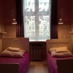 Oki Doki CITY Hostel has comfortable beds