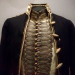 13th Hussars Officer's Mess dress waistcoat & jacket