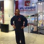 Photo de iFly Dubai Indoor Skydiving