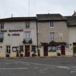 Vue de l'Hôtel, restaurant et bar