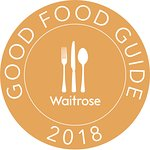 The Oxford Arms is in the prestigious national food guide again!