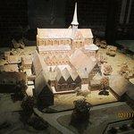 Bad Doberan - Modell der einstigen Klosteranlage