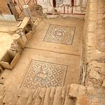 Floor mosaics in Terrace Houses Ephesus