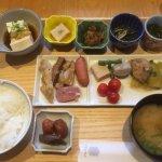 Foto de Mitsui Garden Hotel Kyoto Shinmachi Bettei