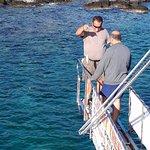Salih fishing
