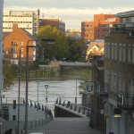 View of the Thames from Room 208