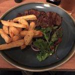 Scottish aberdeen steak