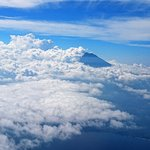 Photo of Mount Agung