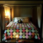Foto de The Whimsical Pig Bed and Breakfast at Wolf Creek
