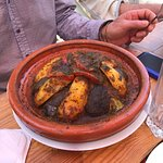 Very tasty Chicken Tagine - highly recommended