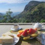 Views during Breakfast