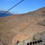 Foto de Santorini Cable Car