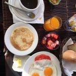 Un petit déjeuner à la française parfait !