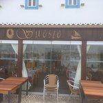 Entrance of Sueste Restaurant