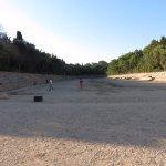 Acropolis of Rhodes - restored Olympic Stadium