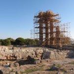 Acropolis of Rhodes - Pythian Temple of Apollo
