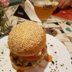 O melhor hamburger de Gramado!!!