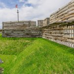 Les fortifications du fort Stanwix -