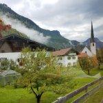 Sonnenterrasse Hotel Hocheder Foto