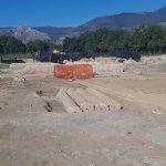 Columns at Aquinum