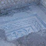 Mosaic being restored