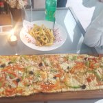 pizza to share
