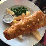 Best fish and chips about