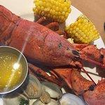 Taken at the summer Lobster Bake buffet.