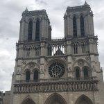 Tours de la Cathedrale Notre-Dame Foto