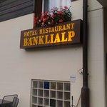 Foto de Hotel-Restaurant Banklialp