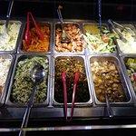 Some salad bar