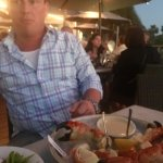 Very relaxed, very good! Stone crabs were amazing!