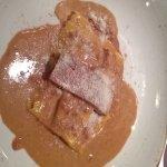 home made pasta with foie gras @madeinitaly Asse