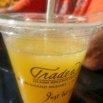 Bottomless mimosas to go