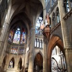 Metz Cathedral Foto