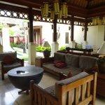 salon privé de nos villas