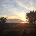 Sunrise over the Llyn