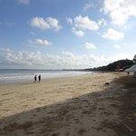 plage accessible de notre hôtel