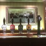 Some of the ales to offer