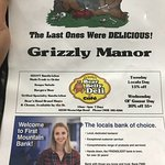 Photo of Grizzly Manor Cafe