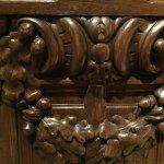 ornate interior detail