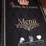 Rose E Crown