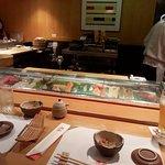 Sushi bar, hidden gem