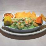 Delicious shrimp and fish ceviche Peruvian style 😍