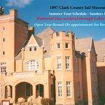 1897 Clark Co Jail Museum Cover photo