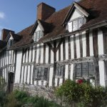 Front of Mary Arden's Farm