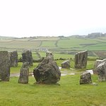 Riny-Day View of Drombeg Stone Circle