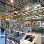 Plywood Curtis Biplane Replica