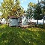 Bob's Cabins on Lake Superior's North Shore Foto